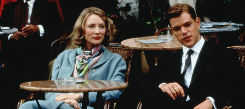 Фильмы про маньяков: Талантливый мистер Рипли. 1999 год. Триллер, криминал, детектив, драма.