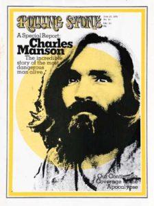 Литература описывающая похождения маньяка Чарльза Миллза Мэнсона.