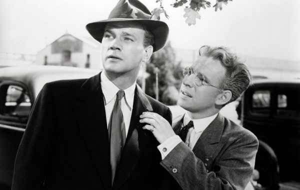 Фильмы про маньяков: Тень сомнения. 1943 год. Триллер, криминал, детектив, серийный убийца.