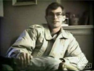 Серийный убийца Дамер Лайонел Джеффри.