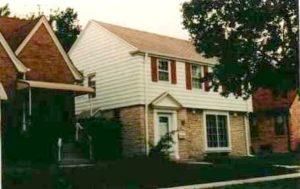 Фото дома бабушки серийного убийцы, где Дамера Джеффри совершил три убийства.