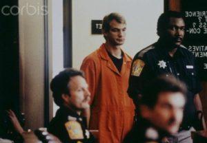 Фото серийного убийцы Дамера Джеффри.
