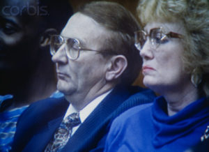 Отец и мачеха серийного убийцы Дамера Джеффри.
