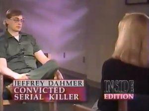 Интервью с серийным убийцей Дамером Джеффри и его отцом.