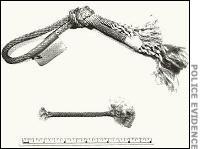 Фото орудий убийства которые использовал серийный убийца Джерри Брудос.