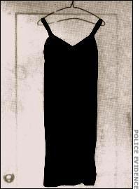 Фото платья одной из жертв серийного убийцы Джерри Брудоса.