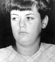 Жена серийного убийцы Джерри Брудоса.