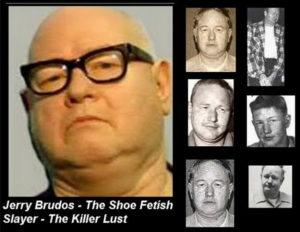 Фото разных периодов жизни серийного убийцы Джерри Брудоса.