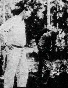 Фото с места преступлений маньяка Эдмунда Кемпера.