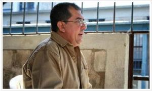 Фото маньяка Луиса Альфредо Гаравито в тюрьме.