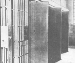 Тюрьма в которой маньякКарл Панцрам писал биографию.