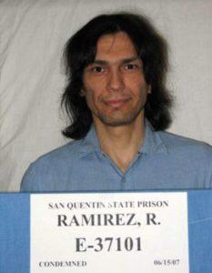 Фото маньяка Ричарда Рамиреса