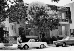 Дом владельцы которого подверглись нападению маньяка Ричарда Рамиреса.