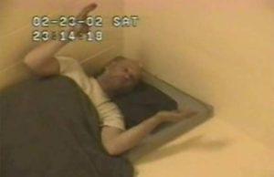 Серийный убийца Роберт Уильям Пиктон в камере.