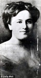 Жена серийного убийцы Джорджа Смита -Элис Барнхэм.