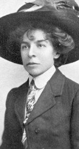 Жена серийного убийцы Джорджа Смита -Маргарет Ллойд.