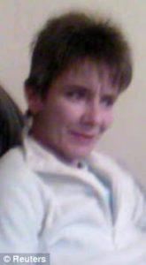 Жертва серийного убийцы Стивена Шона Гриффитса - Сьюзен Рашворт.