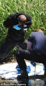 Поиск жертв серийного убийцы Стивена Шона Гриффитса.