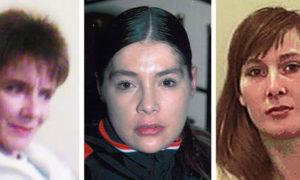 Жертвы серийного убийцы Стивена Шона Гриффитса.