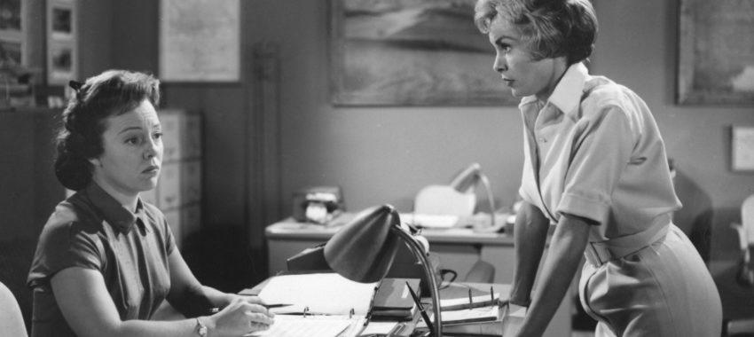 Фильмы про маньяков: Психо. 1960 год. Триллер, криминал, детектив, серийный убийца.