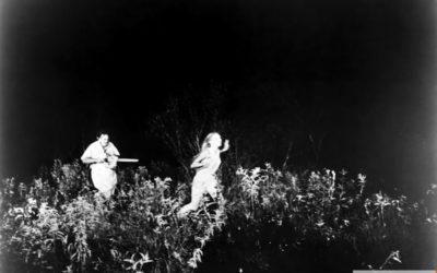 Фильмы про маньяков: Техасская резня бензопилой. 1974 год. Триллер, криминал, детектив, серийный убийца.
