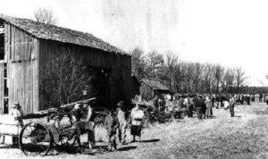 Ферма маньяка Эдварда Гейна.