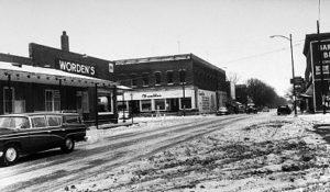 Магазин в котором маньяк Эдвард Гейн убил Бернис Уорден.