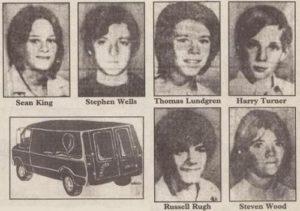 Жертвы маньяка Уильяма Джорджа Бонина.