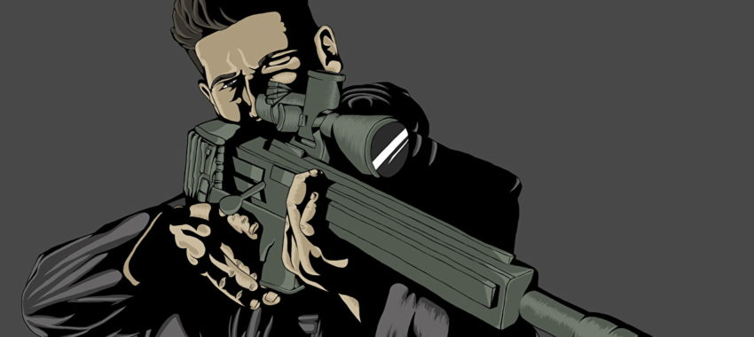 Техасский снайпер — серийный убийца Чарльз Уитмен