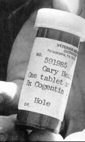 Таблетки, которые принимал маньяк Гари Хейдник.