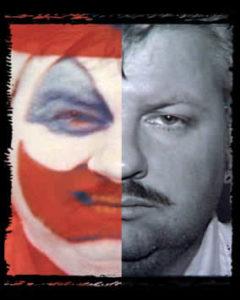 Знаменитый маньяк, клоун-убийца Джон Уэйн Гейси.