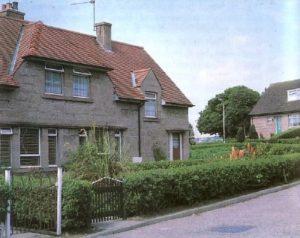 Дом на Акэдеми Роад, 47, куда переехала мать маньяка Денниса Нильсена.