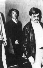 Арест маньяка Иссеи Сагавы.