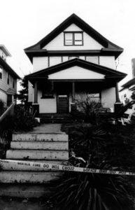 Дом маньяка Роберта Эндрю Берделла.
