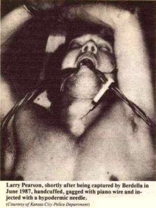Жертвы маньяка Роберта Берделла.