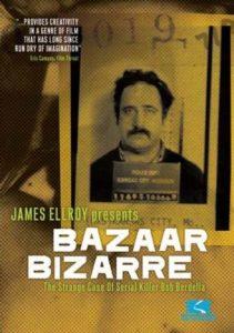 Обложка кассет с фильмами посвященных маньяку Роберту Берделлу.