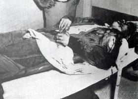 Серийный убийца Чарльз Джозеф Уитмен.