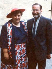 Фото маньяка Гарольда Шипмана с супругой Примроз.