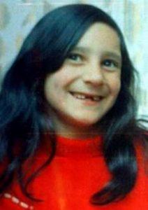 Дочь от первого брака Шармейн, убитая Розой Уэст.