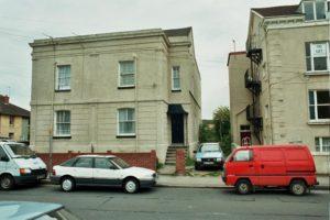 Дом в котором убийца Роза Уэст убила Шармейн.