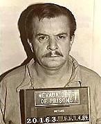 Маньяк Кэрролл Эдвард Коул, после последнего ареста.
