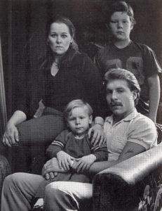 Семья любимого мужчины, серийного убийцы Ларри Эйлер.