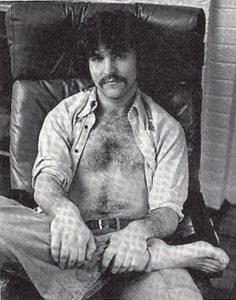 Жертва маньяка Ларри Эйлера - Джон Джонсон.