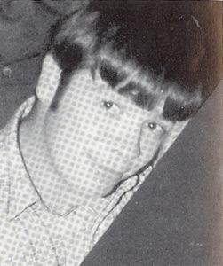 Жертва маньяка Ларри Эйлера - Стивен Аган.