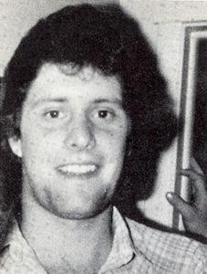 Одна из 4 жертв маньяка Ларри Эйлера - Майкл Бауэр.