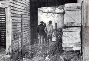 Местность, где были найдены 4 жертвы маньякаЛарри Эйлера.