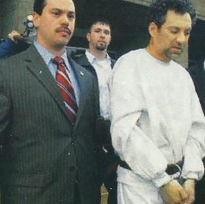 Арестованный извращенец Питер Бронстин.