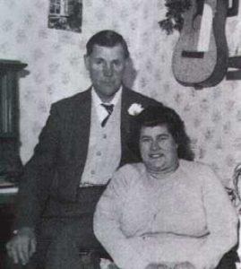 Родители будущего серийного убийцы Фредерика Уэста.