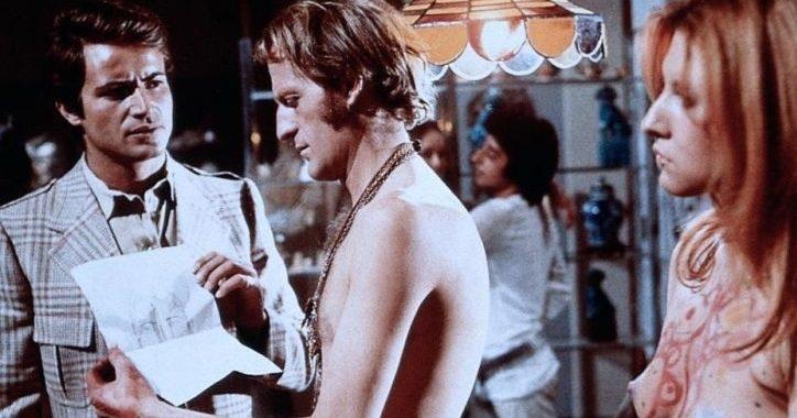 Фильмы про маньяков: Семь окровавленных орхидей. 1972 год. Триллер, криминал, детектив, серийный убийца.