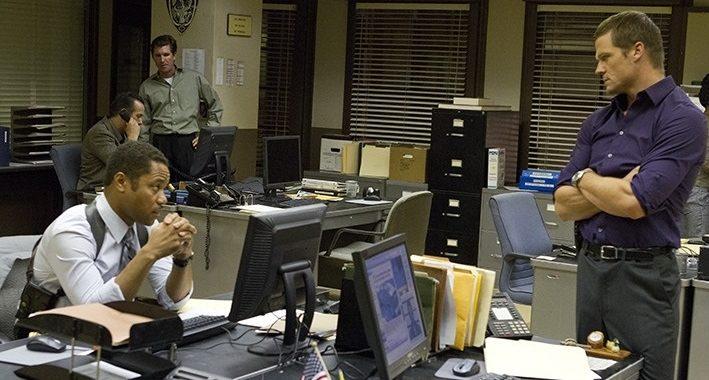 Фильмы про маньяков: Повестка в суд. 2013 год. Триллер, криминал, детектив, серийный убийца.